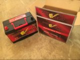 Batterij van het Lood van het Onderhoud van N95mf 12V95ah de Vrije Zure Auto