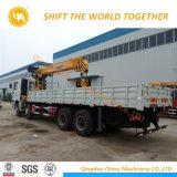 Heißes verkaufenaufbau-Maschinen-Hebezeug-Aufnahmen-Mobile 8 Tonnen-LKW-Kran