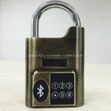 Cadenas intelligent de Bluetooth de haute sécurité de porte de blocage intelligent d'alarme