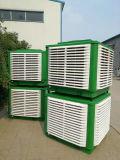 18000m3 охладителя нагнетаемого воздуха при испарении воды кондиционера воздуха для промышленности