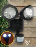 Indicatore luminoso solare fissato al muro esterno di Fq-N104 LED