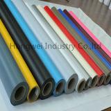 Encerado revestido de alta resistencia del PVC en rodillo