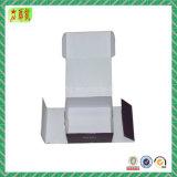 Zoll gedruckter Wellpappen-sendender Kasten