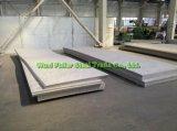 Hoja de acero inoxidable del espesor de AISI 304 0.7m m de laminado