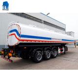 3 eixo de 40000 litros do Tanque de Óleo Diesel semi reboque para venda