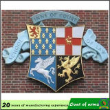 10-Year-Experience Emblem Facotry Coat di Arms