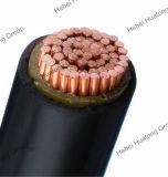 câble cuivre à un noyau isolé par PVC de 185mm2 240mm2 300mm2 400mm2 500mm2 630mm2
