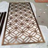 Écran décoratif décoratif en métal de maison d'acier inoxydable