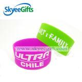 Preiswertes Silicone Bracelet für Promotion Gift