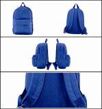 Sac d'école extérieur de sac à dos de sac à dos en nylon de polyester pour des gosses