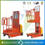 Machine die voor het Nemen van de Lading van de Doos van Plukker van de Orde van de Plank van het Rek de Elektrische wordt gebruikt