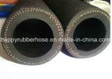 Tubo flessibile di gomma resistente di sabbiatura dell'abrasione