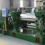 Moinho de mistura de borracha dois roll batedeira fabricados na China