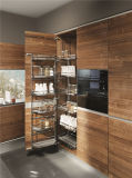Disegni semplici dell'armadio da cucina della scheda della melammina della particella (ZHUV)