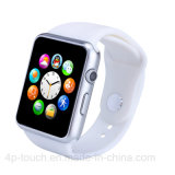 Compatible con Bluetooth Reloj inteligente con Android y Ios Teléfono (GM18S)