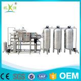 matériel de traitement des eaux de systèmes d'osmose d'inversion de la capacité 2000L/H