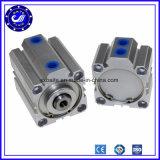 Doppio SMC cilindro pneumatico sostituto di funzionamento compatto