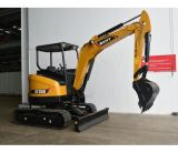 Sany Sy35u 3.78 de mini toneladas preço da máquina escavadora do jardim para o mercado de India