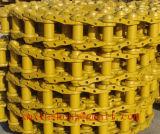 Ligações Chain da trilha para as peças da estrutura de Caterpliiar KOMATSU Hitachi Kobelco Kato Hyundai Deawoo da escavadora da máquina escavadora