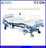 Precio multiusos eléctrico de lujo aprobado de la cama de hospital del hospital ICU de ISO/Ce