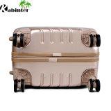 Valigia stabilita di Hardshell del sacchetto dei bagagli dei bagagli di alluminio ABS+PC del carrello