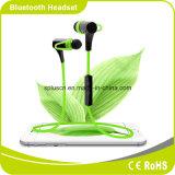 Aptidão elevada do preço de fábrica da qualidade de sons da forma que funciona o fone de ouvido de pouco peso de Bluetooth