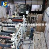 Rodillo automático del papel higiénico de la pequeña escala 787m m que hace precios de la máquina