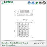 dispositivo ligero puro ligero solar de calle del blanco LED de 150W LED