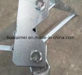 華Lai Meiの調節可能な電流を通された鋼鉄足場三脚