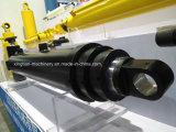 Cilindro hidráulico de Parker/cilindro hidráulico telescópico con ISO9001&Ts16949