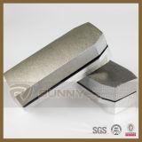 Bajo costo diamante Fickert Herramientas abrasivas para pulir mármol