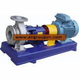 Zentrifugale industrielle Hochdrucksaure chemische Pumpe des Edelstahl-PTFE