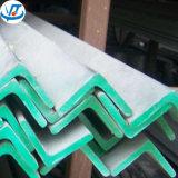 Barra di angolo approvata dell'acciaio inossidabile di iso di alta qualità con il foro