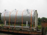 Horizontaal-opgezet Gas en Oliegestookte Stoom Boier of de Boiler van het Hete Water