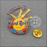 Lapel su ordinazione Pins, Customized Badge con Logo (GZHY-KA-029)