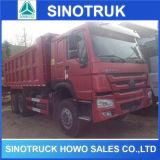 Sinotruk HOWO 6X4のダンプカートラックの頑丈なトラック