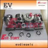 D926 D924 Di T D926t D924t anillos de pistón camisa del cilindro Kit para las piezas del motor de Liebherr