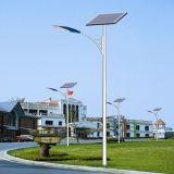 3W太陽電池パネル(太陽JINSHANG)が付いている屋外の太陽LEDの庭の街灯