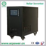 Он-лайн трехфазный инвертор электропитания LCD/LED 10kVA