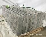 上品なG261 Juparanaの灰色の花こう岩のステップか階段または踏面または階段または梯子