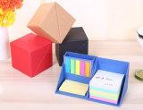 Boîte de mémo combinaison Sticky&Remarque&boîte pour la promotion des entreprises