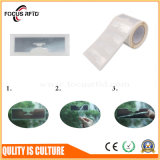 ISO18000-6C EPC UHF RFID бумажную наклейку для транспортного средства контроля доступа