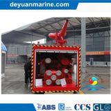 화재 싸움 Fifi 바다 외부 시스템