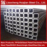 Carbón hueco de la sección del HDG o tubo de acero galvanizado