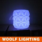 Fonction de conception magique KTV LED Furniture Light Bar Stool