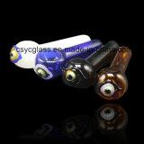 Grande tubo di vetro di figura degli occhi