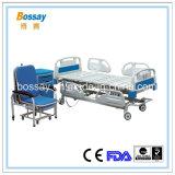 高度のLinakモーター5機能電気病院用ベッド
