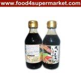 Естественно приготовления японского соевого соуса с использованием стекла и ПЭТ-бутылки с 500 мл, 1 л