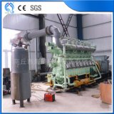10kw-5MW générateur de la biomasse de gazéification de la cogénération La cogénération Biomas Power Plant
