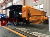 Gezamenlijke Concrete Pomp met 60 Cbm per Diesel van de Capaciteit van het Uur Macht